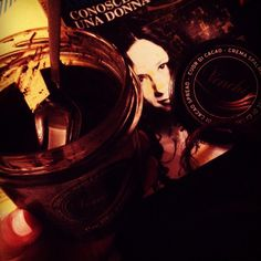#escape tra ieri&domani  #conoscereunadonna #amosoz #venchi #chocolate