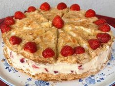 Notburga konyhája: George Hamilton torta George Hamilton, Hungarian Cake, Salzburg, No Bake Cake, Cheesecake, Cupcakes, Sweets, Baking, Ethnic Recipes