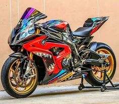 Custom decals for BMW Triumph Motorcycles, Cars And Motorcycles, Custom Motorcycles, Bmw S1000rr, Moto Bike, Motorcycle Bike, Motorcycle Quotes, Bobbers, Motocross