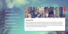 10 Beautiful Tumblr Style Themes for Wordpress