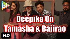 Deepika Padukone Next Films Tamasha and Bajirao Mastani | Piku