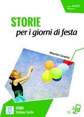 STORIE per i giorni di festa - Letture - serie STORIE - ALMA Edizioni - Il piacere di imparare l'italiano - Corsi di Lingua - Corsi di Italiano - Materiale didattico