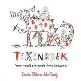 Tekenboek voor veelbelovende kunstenaars - Postpapier enzo