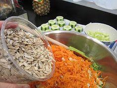 """The Full Plate Blog: """"detox"""" salad"""