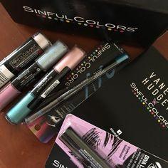 Colorful make up – Andrea Marvez