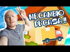me cambie de casa!!! (fernando gonzalez oficial) - YouTube Fernando Gonzalez, Make It Yourself, Youtube, Blog, Instagram, Home, Serif, Blogging, Youtubers