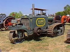 Yuba Tractor