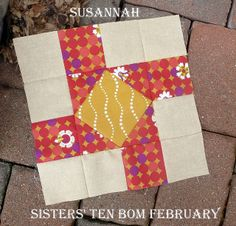 P1010786-001 by AM of Gen X Quilters, via Flickr