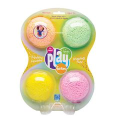 Playfoam® Sparkle 4 Pack - ImagiDo!
