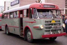 Volvo bus 1953