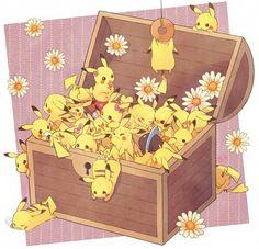 Pikachu Box!