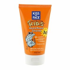 Best Sunscreen for Perioral Dermatitis  Kiss my Face