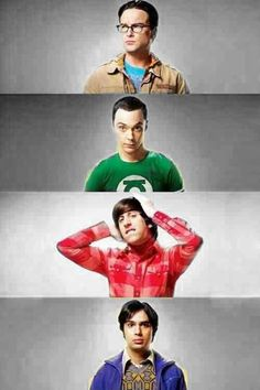 The Big Bang Theory boys. http://www.iqcatch.com/