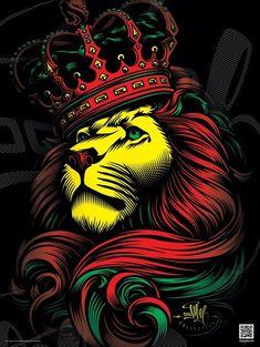OGABEL.COM - Crown Rasta Poster, $9.95 (http://www.shopogabel.com/crown-rasta-poster/):