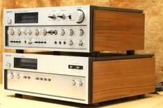 SONY TAE 8450 AND TAN 8250 LEGEND PREAMPLIFIER AND POWER AMPLIFIER | eBay