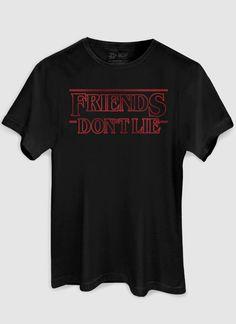 T-shirt Friends Don't Lie #StrangerThings #Friendsdontlie #bdpclothing #bandup