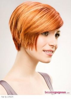 Fall is here and Red Pixie Cuts are in, check it out: http://www.squidoo.com/modern-pixie-haircuts