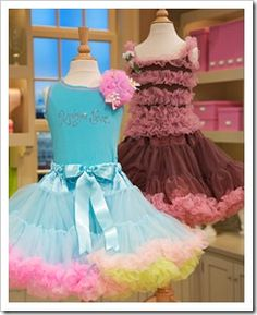 how to make girls pettiskirt video instuctions