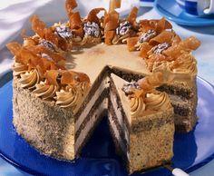 Bakini domaci i video recepti - video i domaći recepti jedne bake Cake Recipes, Dessert Recipes, Desserts, Salmon Pie, Serbian Recipes, Serbian Food, Birthday Candles, Birthday Cake, Creme Caramel