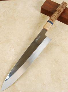 Konosuke Blue #2 Honyaki Gyuto 240mm