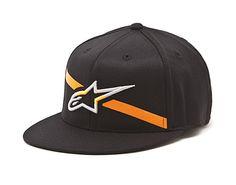 ab075aa1c21 Amazon.com  Alpinestars Mens Campbell Flatbill Flexfit Hat  Clothing
