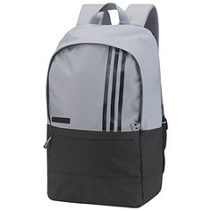 NEW Adidas 3 stripes 15 Macbook pro Small Padded BackPack Travel Carry on  Bag 8af0e9d352186