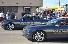 Las Cruces Police, Camaros