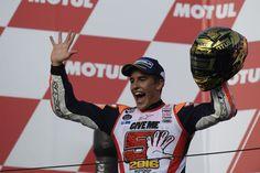 """MotoGP – Marc Márquez: """"Tive de mudar a minha abordagem para ser novamente campeão"""""""