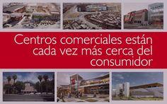 Los desarrolladores de centros comerciales en el país se siguen reinventando, ahora están llevando la oferta comercial y de servicios de mediano formato a los habitantes donde han construidos sus proyectos residenciales. #ideasefectivas Desktop Screenshot, Shopping Malls, Blue Prints
