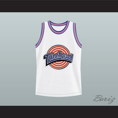 74037ec3595 Space Jam Tune Squad Mugsy Bogues Basketball Jersey Stitch Sewn New Sports  Equipment, Tracking Number