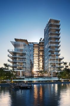 Gallery of Ateliers Jean Nouvel-Designed Man-Made Lagoon Highrise in Miami Begins Construction - 8