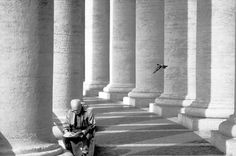 Vatican - Rome by Aquilin
