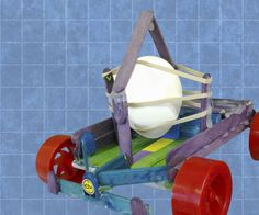 Crash Test Cars. Recommended by Andrea Beaty, author of Rosie Revere Engineer. #STEM