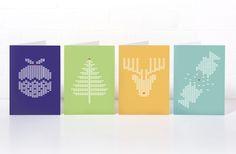 #Xmas cards #Workroom #Illustration
