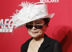 Yoko Ono laucnhed her #smilesfilm, aimed at gathering smiles from all over the world. A notion started in the 1960's
