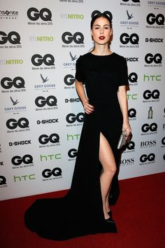 Lena Meyer-Landrut bei den GQ Männer des Jahres Awards in Berlin