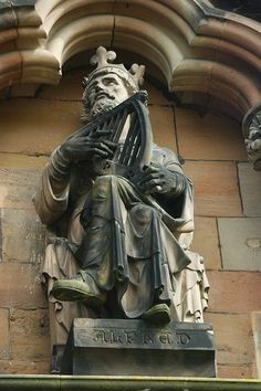Alfred The Great Alfred The Great, Time And Tide, Plantagenet, Wars Of The Roses, My Family History, Great King, Kings Crown, Family Roots, Colonial America
