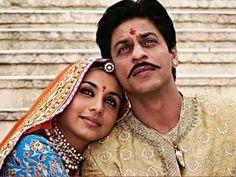Shah Rukh Khan and Rani Mukherji - Paheli (2005)