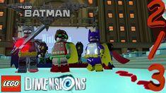 LEGO Dimension FR Mode Libre Batman Movie : Le Film  2/3