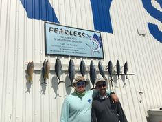 Fearless Fishing Report for Sept. 12 (#Islamorada, FL): Today we fished a full day. We headed #Offshore and caught Blackfin #Tuna on the Hump. The #Sharks were bad again, but we still got them. We then hit the Reef catching some Yellowtail #Snapper and a few #Barracuda. Wind was 8 knots. Seas 1 to 2 feet #fearless #fishing #charter #conch27 #captjoehendrix
