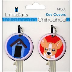 Chihuahua Key Cover