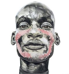 """Robert Slingsby """"Rights of Manhood"""" at Barnard Gallery Black Art Painting, Figure Painting, Famous Black Artists, Contemporary African Art, South African Artists, Amazing Paintings, International Artist, Global Art, Figurative Art"""