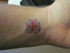 Iron-Maltese Cross
