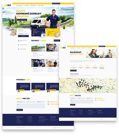 GLS Parcel Service - Invelity - Web dizajn, Vývoj e-shopov, programovanie Parcel Service