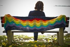 Ravelry: Rainbows! In Space! pattern by Carolyn Macpherson