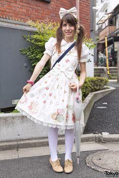 Harajuku Fashion Walk Street Snaps 11 (47)