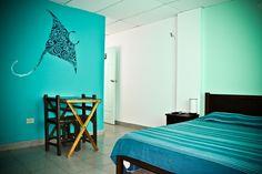Detalle habitación Seaflower, San Ándres islas