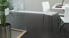 Amtico Spacia Silk Weave vinilinės dizaino grindys.