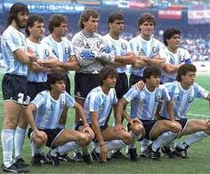 Argentina - FIFA World Cup Champion (Mexico, 1986)