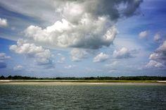 Masonboro Island, North Carolina